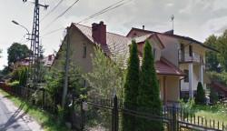 Niewielki dom we wsi Truskaw to siedziba spółek w Londynie oraz Eberhard Agro Holding.