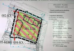 Proponowane wysokości nowej Hali Plażowej. Z projektem planu można zapoznać się  na stronie Biura Rozwoju Gdańska .