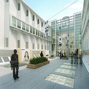 Tak w przyszłości ma wyglądać ASP w Gdańsku
