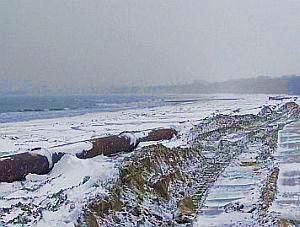 Do tej pory zrefulowano około 1000 m plaży Brzeźnie