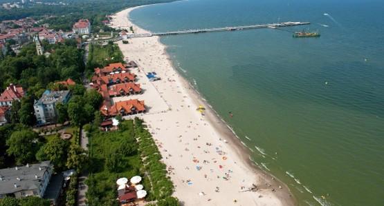 W południowej części sopockiego pasa nadmorskiego, przy ul. Bitwy pod Płowcami, znajduje się jeszcze kilka działek, które można zagospodarować.