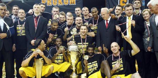 Po raz kolejny koszykarze Asseco Prokom zostali wybrani drużyną roku