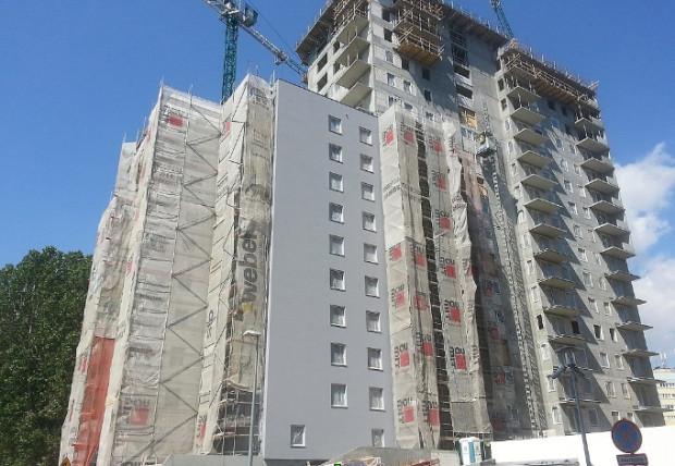 Oddanie budynku planowane jest na koniec tego roku.