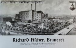 Browar Richarda Fischera w całej swojej okazałości.