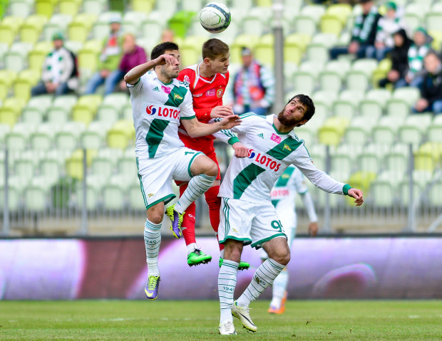 Negocjacje Lechii Lechia z Terekiem Grozny powinny zakończyć się powodzeniem. W Gdańsku mają zostać nie tylko: Maciej Makuszewski (z lewej) i Zaur Sadajew, ale na wypożyczenie skierowany może być kolejny piłkarz rosyjskiego klubu.