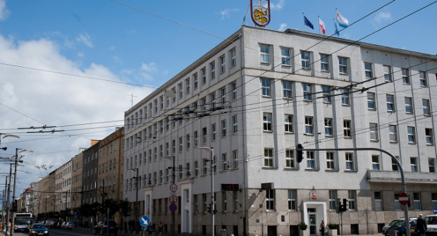 Resultado de imagen de urząd miasta w Gdyni