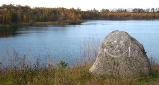 Jeziora powyrobiskowe w okolicach Trójmiasta