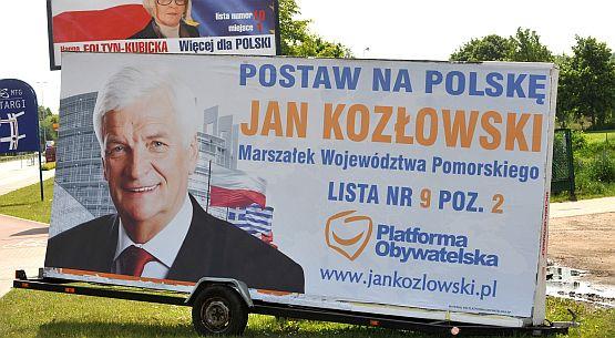 Jan Kozłowski pełnił funkcję marszałka przez dwie kadencje, czy teraz sprawdzi się jako poseł Parlamentu Europejskiego?