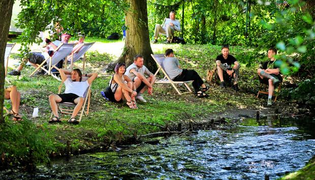 Dotąd na trawnik Parku Oliwskiego wpuszczano tylko podczas takich imprez jak Mozartiana czy Parkowanie. Teraz będzie można odpoczywać na trawce kiedy tylko dusza zapragnie.