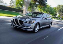 Przez chwilę można pomyśleć, że to zmutowany Aston. To jednak Hyundai, który się ceni.