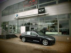 BMW 4 Gran Coupe. Bez niespodzianek.