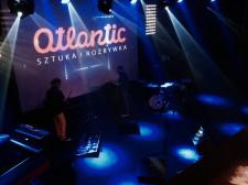 Scena klubu Atlantic.