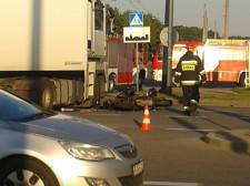 Wypadek w Gdyni