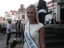 20-letnia Monika Pasternacka z Gdyni otrzymała wyróżnienie publiczności.