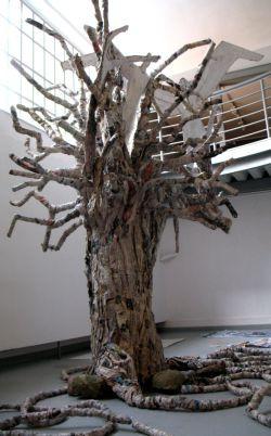 Jedna z prac Klaudii Teodorowicz- Bosco, które można obejrzeć w Galerii Pionova.