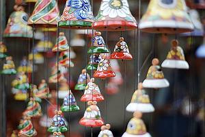 Dzwonki z Litwy mają odpędzać złe duchy.