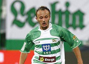 Paweł Nowak tym razem zagra przeciwko Cracovii, w której spędził ostatnie 7 sezonów ligowych