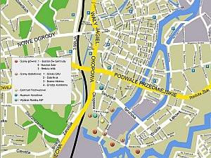Zobacz mapę festiwalowych wydarzeń.