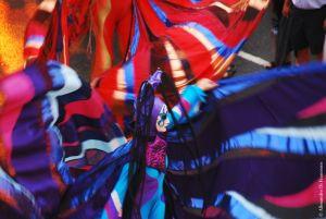 """""""Colors"""" Teatro Pavana z Włoch to efektowna, kolorowa parada dla widza w każdym wieku."""