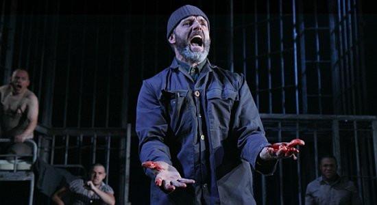 """Więzienny """"Kupiec wenecki"""" The Watermill Theatre zainauguruje XIII Festiwal Szekpirowski."""