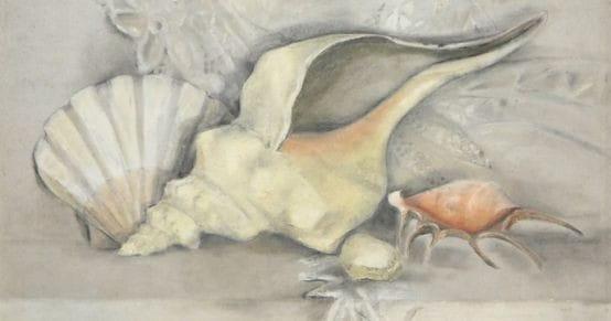 Jedna z prac Anny Bereźnickiej-Kalkowskiej.