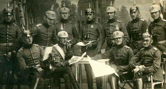Grenadierzy- fotografia z kolekcji Galerii Cyklop