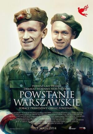 Fabularyzowany dokument Powstanie Warszawskie jest wyświetlany w kinach od 9 maja.