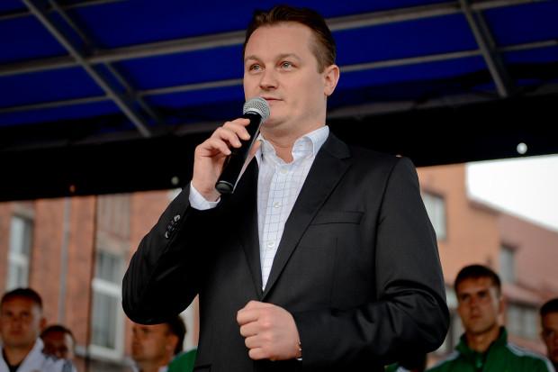 Bartosz Sarnowski wszedł do zarządu Lechii w maju 2012 roku, a w styczniu 2013 roku został prezesem.