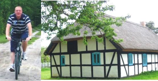 Będąc w Klukach warto zwiedzić Muzeum Wsi Słowińskiej