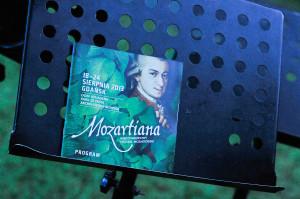 Informacje znajdujące się w książce programowej festiwalu (kolportowanej bezpłatnie) to w dużej mierze ciekawostki dotyczące życia i twórczości Mozarta, dlatego warto się w nią nie tylko zaopatrzyć, ale i wnikliwie przeczytać.