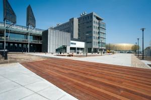 Budowa nowej siedziby Międzynarodowych Targów Gdańskich kosztowała ok. 100 mln zł.