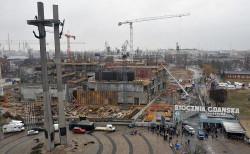Początki budowy ECS - tu stan z 2012 roku.