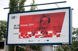 Kampania promująca otwarcie ECS wyniosła 800 tys. zł.
