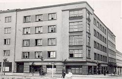 Przed wojną kamienica była jedną z najbardziej luksusowych w Gdyni.