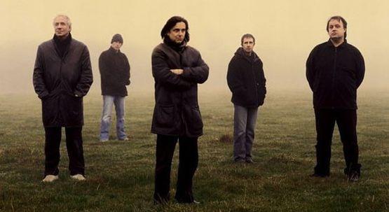 Zespół Marillion. Drugi od lewej to Mark Kelly, z którym rozmawiamy przed środowym koncertem zespołu w Gdańsku.
