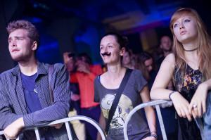 W festiwalu wzięło udział około trzech i pół tysiąca osób.