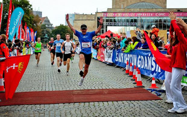 W tym roku biegacze nie będą finiszować na Targu Węglowym, ale na Westerplatte.