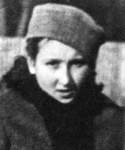 """Danuta Siedzikówna """"Inka"""" zginęła mając niespełna 18 lat."""