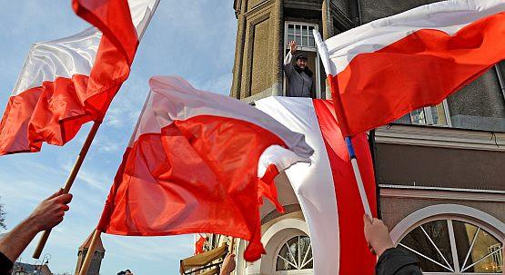 Józef Piłsudski musiał w Święto Niepodległości się rozdwoić: wziął udział w paradzie gdańskiej...