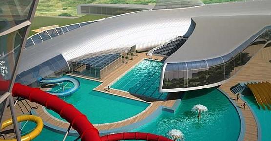Czy w Gdańsku powstanie park wodny w kształcie rekina?
