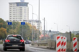 """Najwyższą zabudową w okolicy nadal pozostanie ok. 55-metrowa Brętowska Brama, znajdująca się przy """"starej"""" ul. Słowackiego."""