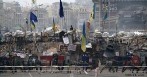 """Głośny dokument """"Majdan. Rewolucja godności"""" otworzy festiwal w środę, 15 października."""