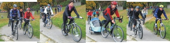 Ponad 70 rowerzystów! na zakończenie sezonu wiosenno-letniego...