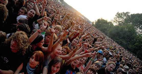 Heineken Open'er Festival 2008 walczy o miano najlepszego festiwalu w Europie