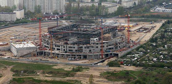 Po kilku tygodniach sporów Sopot i Gdańsk ustaliły wspólne stanowisko w sprawie budowy infrastruktury drogowej wokół hali na granicy obu miast.
