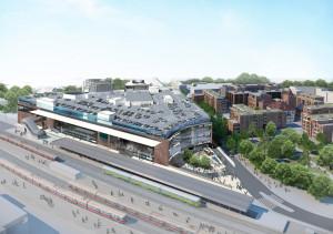 Zakończenie budowy galerii zaplanowano na I kw. 2016 r. W obiekcie powstanie ok. 150 lokali handlowych oraz 7-salowe kino. W ramach inwestycji przewidziano również hotel oraz powierzchnie biurowe.