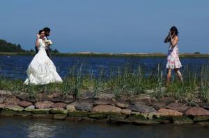 To urokliwe miejsce na styku Wisły Śmiałej i jeziora Ptasi Raj od lat przyciąga turystów, a nawet... młode pary.