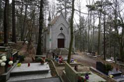 Cmentarz Komunalny ma największą powierzchnię wśród sopockich nekropolii.