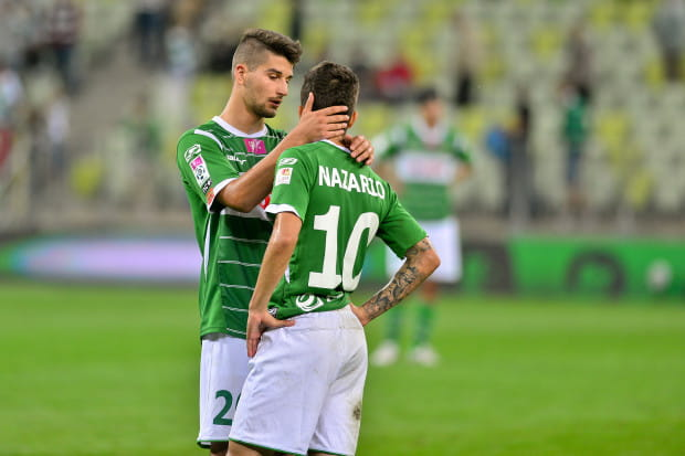 Ładna, indywidualna akcja Antonio Colaka zapewniła Lechii remis w meczu z Górnikiem. Później, na 2:1 mógł podwyższyć Bruna Nazario, ale po jego strzale piłka trafiła w słupek.