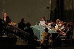 Debata w Teatrze Wybrzeże.